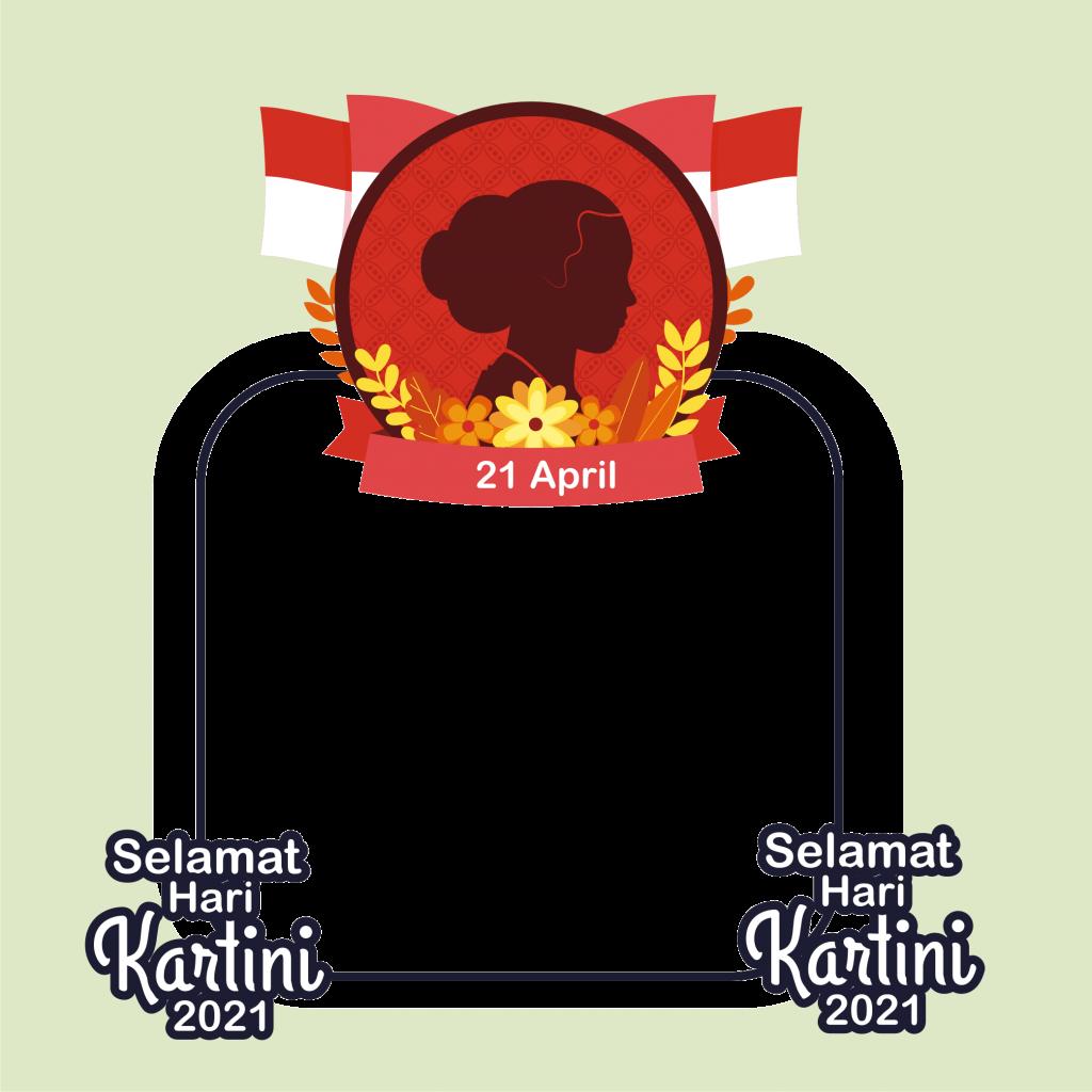 Twibbon Hari Kartini 2021 Gratis Berita Warganet