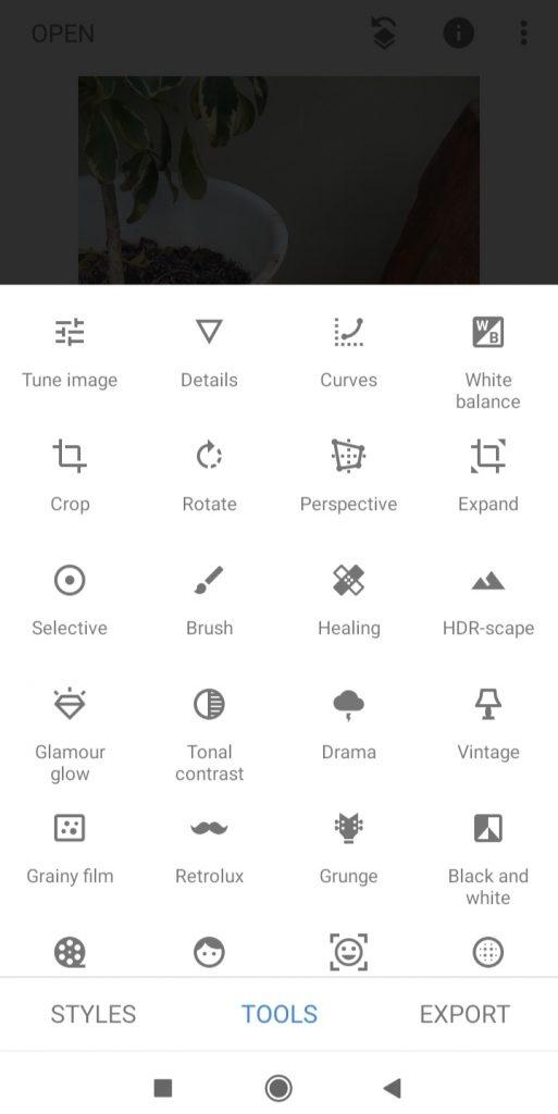 Snapseed Aplikasi Edit Foto Terbaik yang Tidak Anda Gunakan