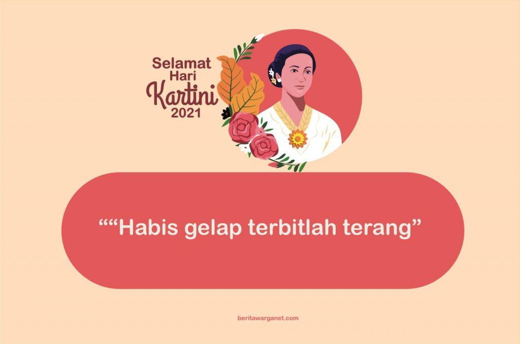 Poster Hari Kartini 2021