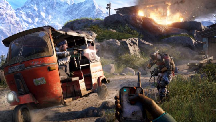 Tips Far Cry 4 pemula untuk menaklukan belantara Kyrat