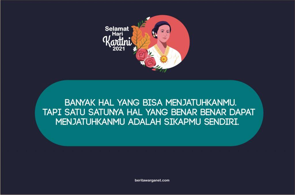 28 Kata Bijak Motivasi dari Raden Ajeng Kartini