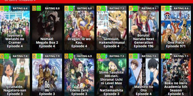 nonton anime online subtitle bahasa indonesia di animisme
