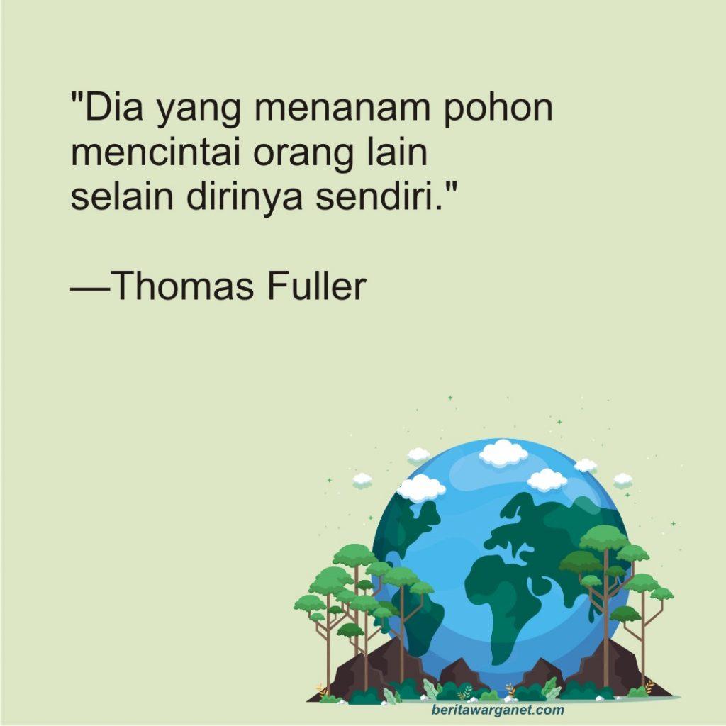 quotes hari bumi