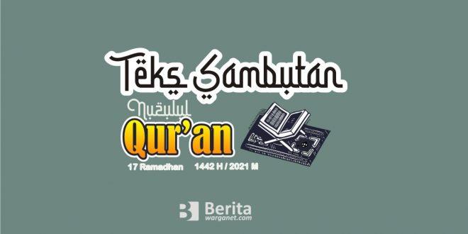 download sambutan panitia malam nuzulul quran