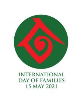 international families day 2021 logo