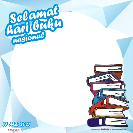 Twibbonize Hari Buku Nasional 2021