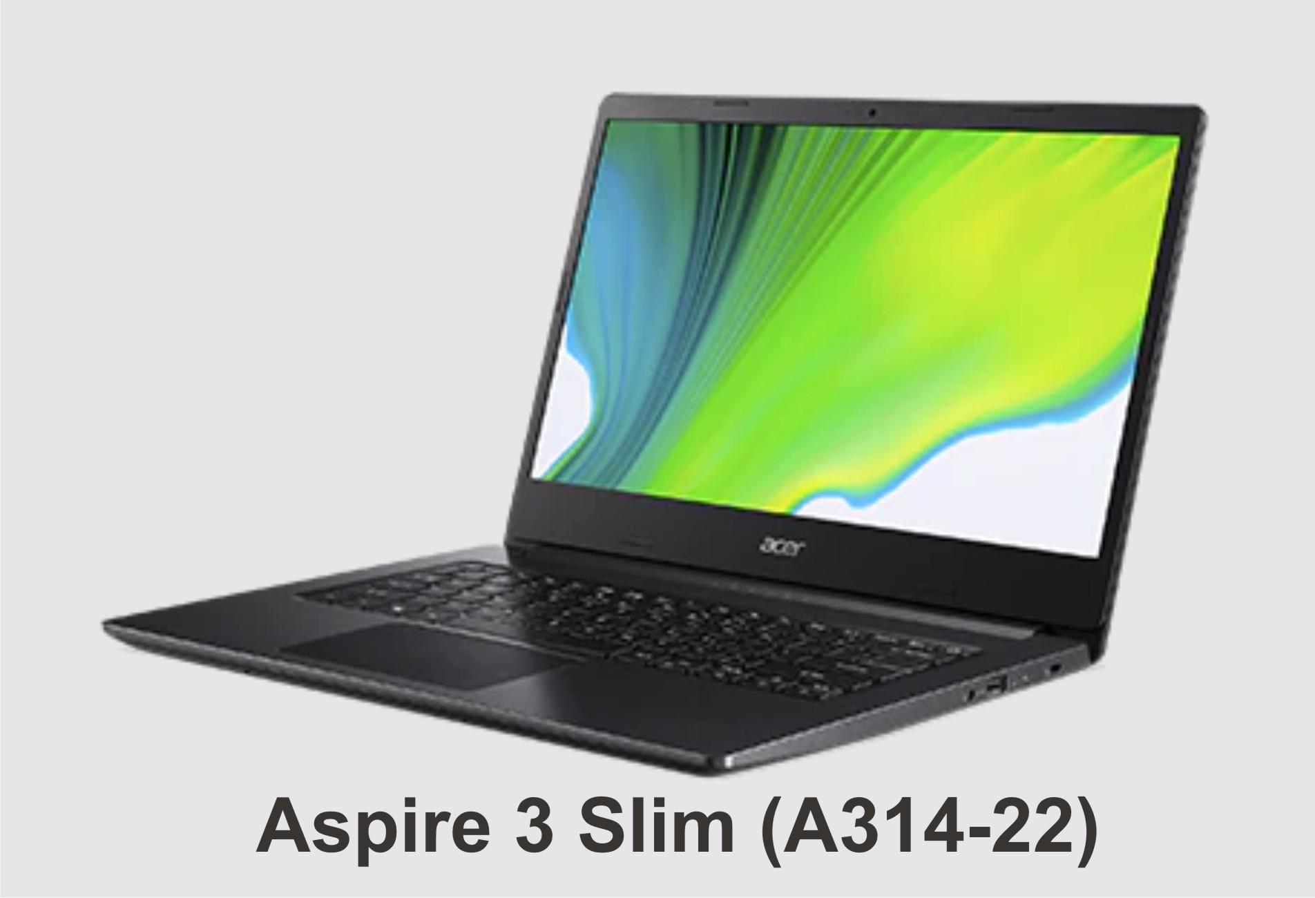 Laptop Harga 6 Jutaan - Aspire 3 Slim (A314-22)