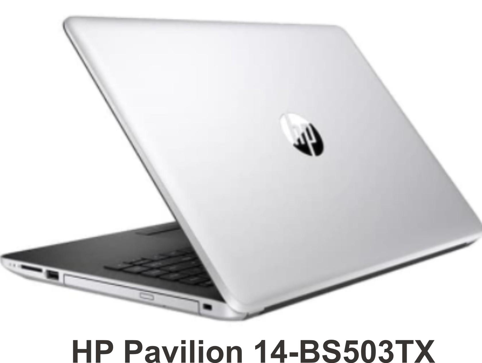 HP Pavilion 14-BS503TX