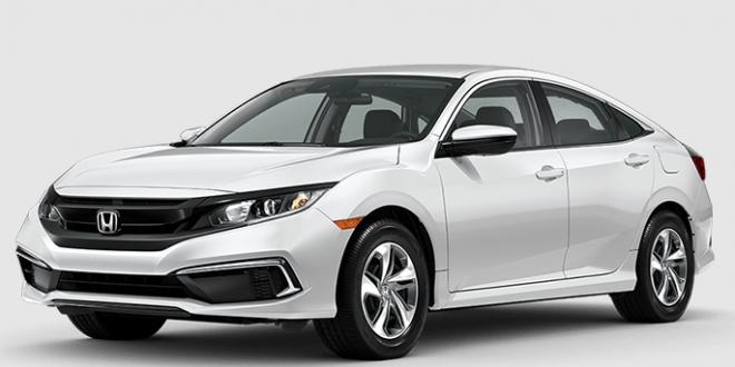 Honda Civic Sedan 2020
