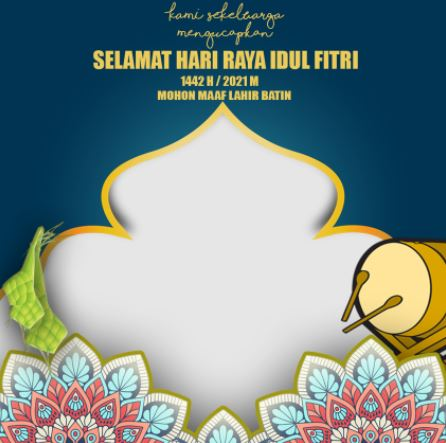 Link Twibbon Idul Fitri 2021