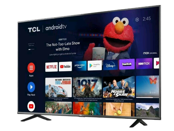 TCL 4-Series Android TV (S434) SmartTV TCL Terbaik 2021