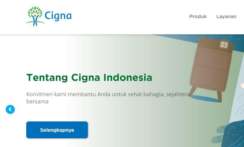 Cigna (NYSE : CI), merupakan sebuah perusahaan layanan kesehatan global