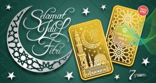 emas idul fitri 2021 dari antam