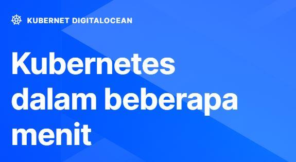 kubernetas digital ocean