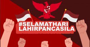 Gambar Poster HARI LAHIR PANCASILA
