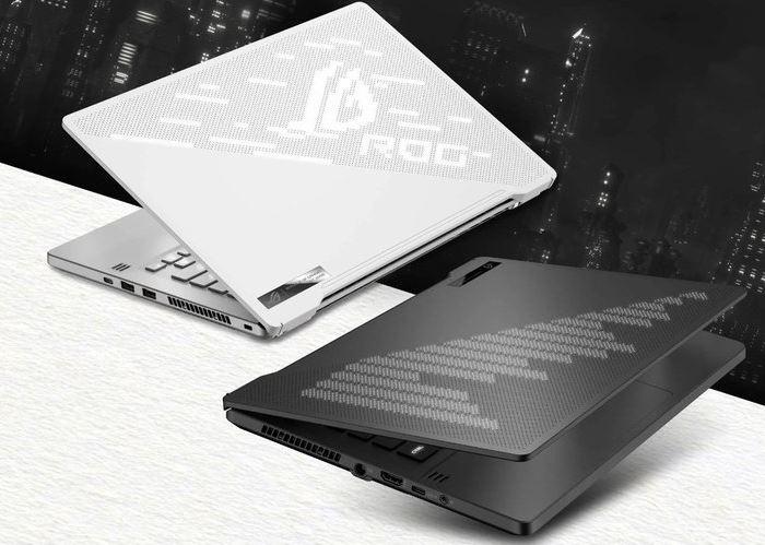 6 Laptop Gaming Tipis Terbaik Tahun 2021 Asus ROG Zephyrus G14