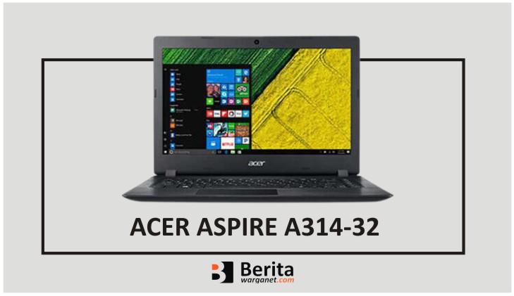 ACER ASPIRE A314-32