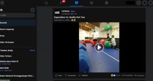 Cara Menggunakan Dark Mode Facebook