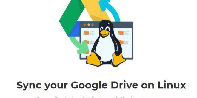 Cara Menyinkronkan Google Drive di Linux dengan Insync