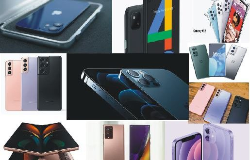 Daftar Smartphone terbaik 2021 untuk dibeli saat ini