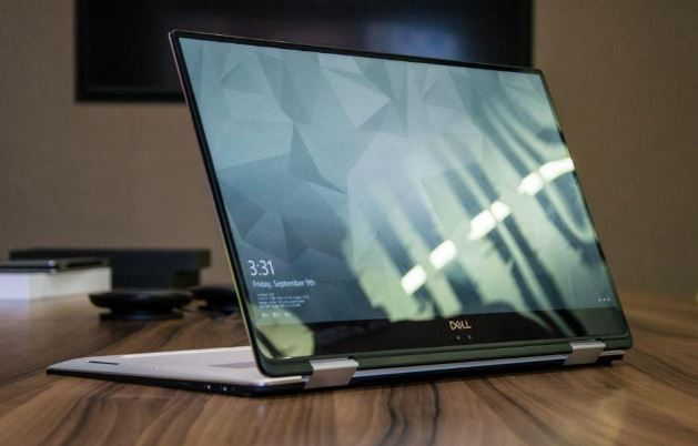 Laptop Gaming Tipis Terbaik Tahun 2021 Dell XPS 15 2in1
