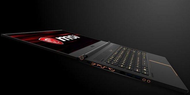 Laptop Gaming Tipis Terbaik Tahun 2021 MSI GS65 Stealth