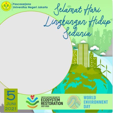 TWIBBON HARI LINGKUNGAN HIDUP 2021 6
