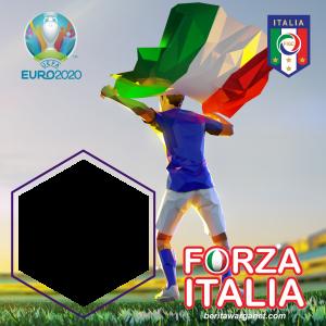 Twibbon Euro 2020 Italia