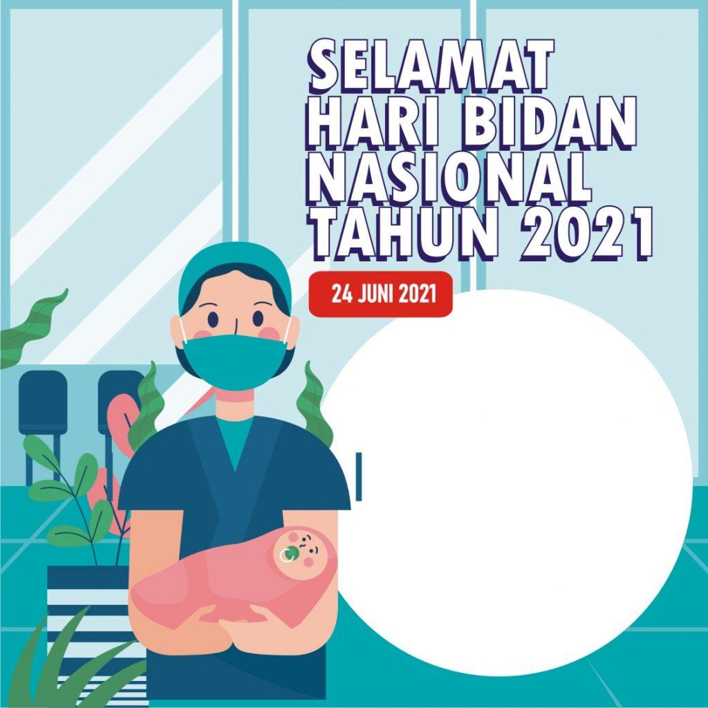 Twibbon Hari Bidan Nasional 2021 - Link 3
