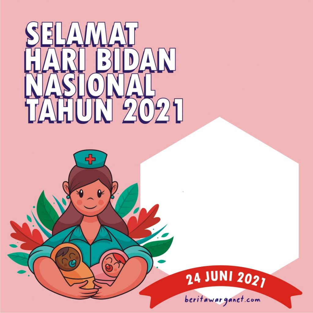 Twibbon Hari Bidan Nasional 2021 - Link 4