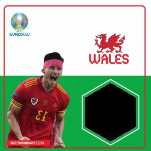Twibbon Euro 2020 Wales