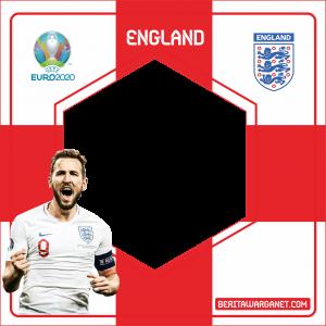 Twibbon Euro 2020 England