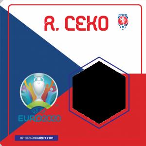 Twibbon Euro 2020 Republik Ceko
