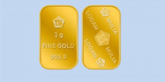 Harga emas batangan 31 Juli 2021