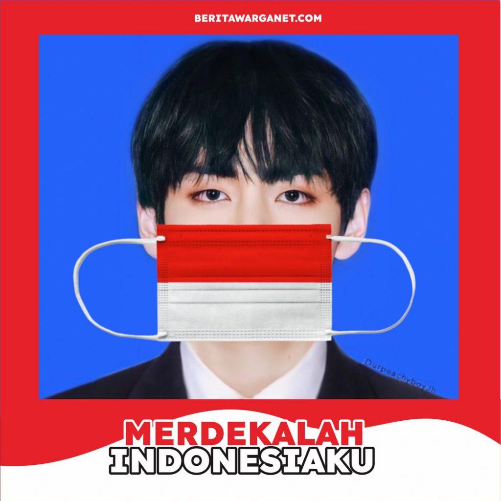 twibbon merdekalah indonesiaku