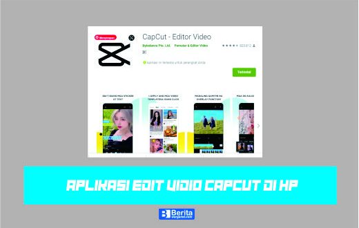 capcut aplikasi edit vidio