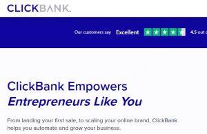clikbank affiliate program