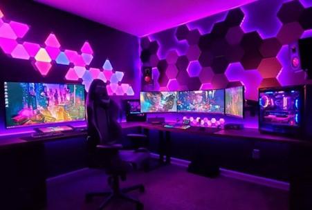 Ide Gaming Room Keren