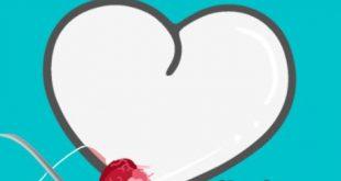 Twibbon Hari Jantung Internasional