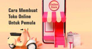 cara membuat toko online untuk pemula