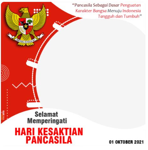 Selamat Hari Kesaktian Pancasila 01 Oktober 2021