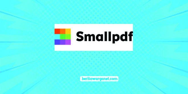 Cara Kompresi PDF Menjadi 300 KB Online di Smallpdf