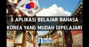 Aplikasi Belajar Bahasa Korea Yang Mudah Dipelajari